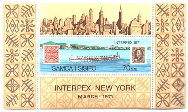 1971 Samoa