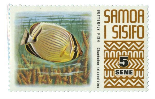 1972 Samoa