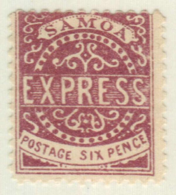 1877 Samoa