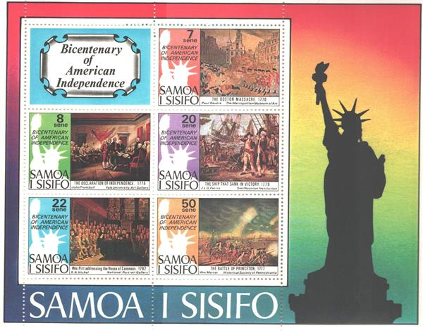 1976 Samoa