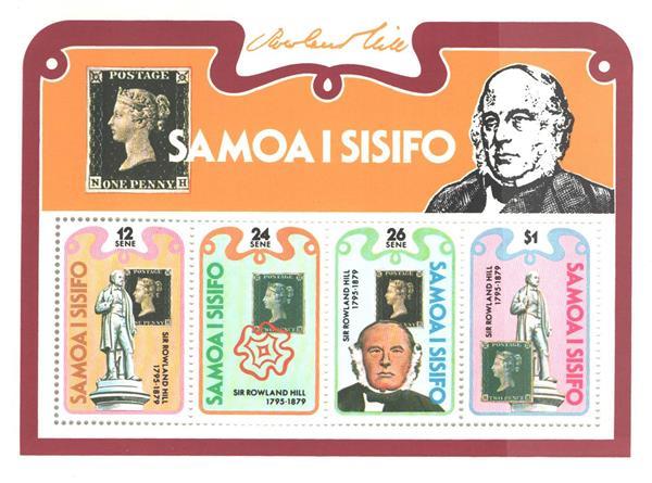 1979 Samoa