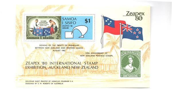 1980 Samoa