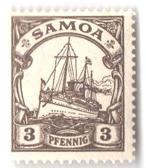 1900 Samoa
