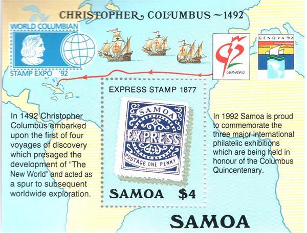 1992 Samoa