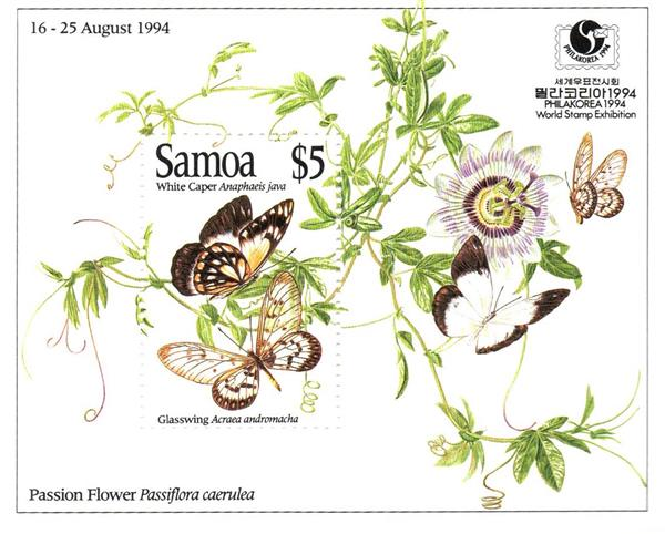 1994 Samoa