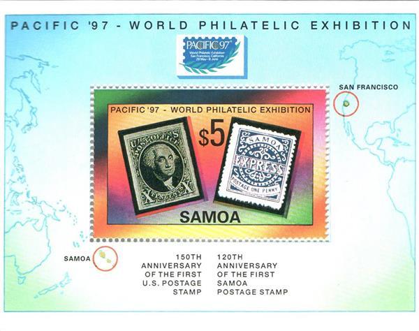 1997 Samoa