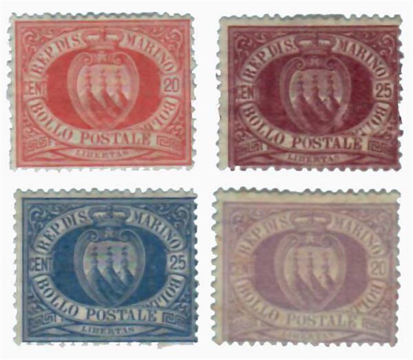 1877-99 San Marino