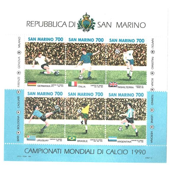 1990 San Marino