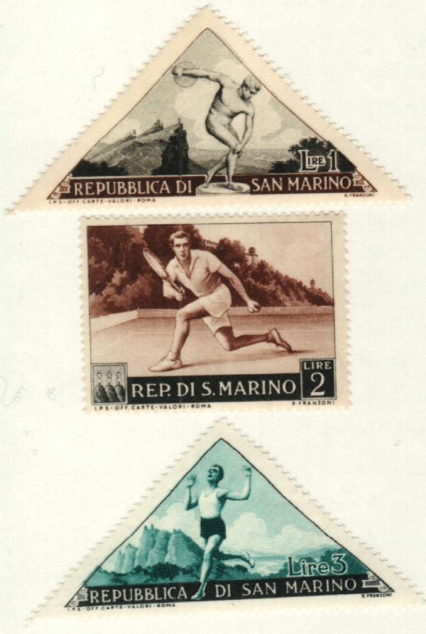 1953 San Marino