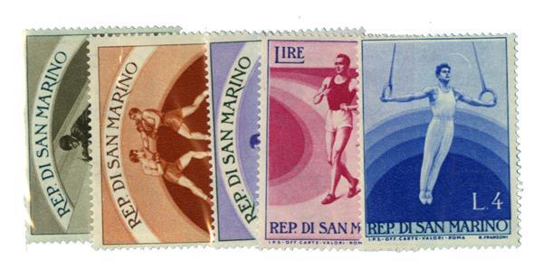 1954-55 San Marino