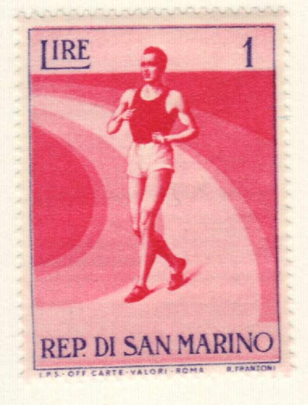 1954 San Marino