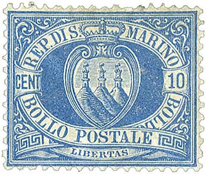 1877 San Marino