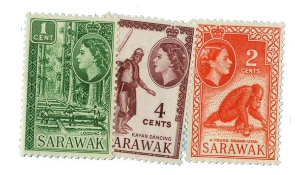 1957 Sarawak