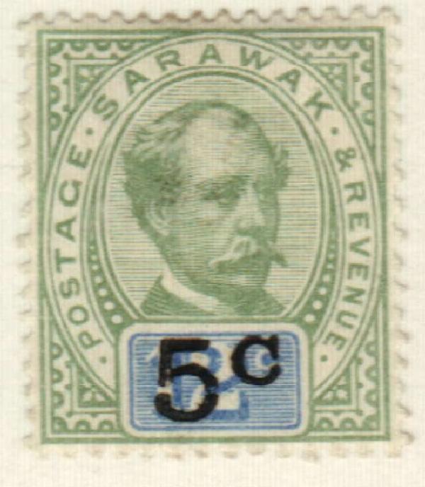 1891 Sarawak