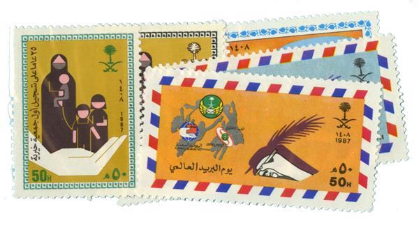 1987 Saudi Arabia