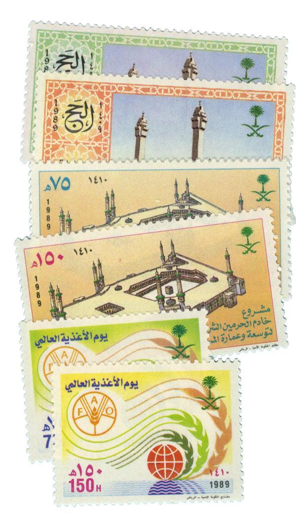 1989 Saudi Arabia