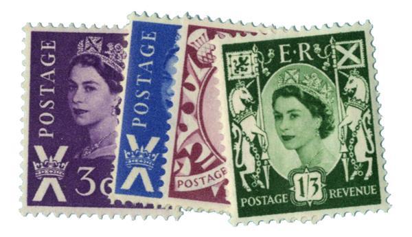 1958-66 Scotland