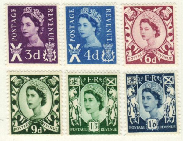 1958-67 Scotland