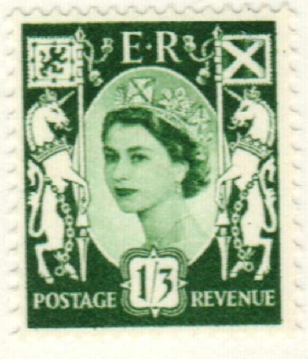 1958 Scotland