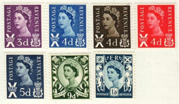 1967-70 Scotland