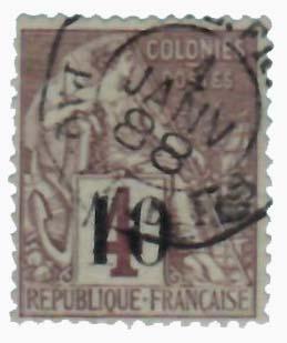 1887 Senegal