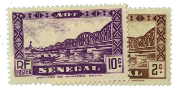 1935 Senegal