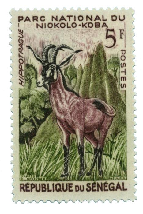 1960 Senegal