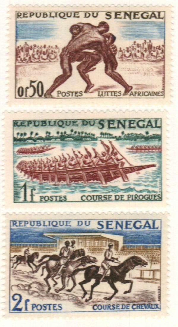 1961 Senegal