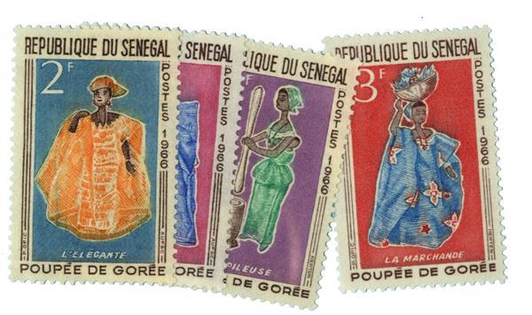 1966 Senegal