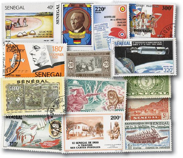 Senegal, 50v