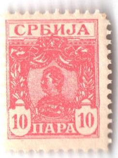 1901 Serbia