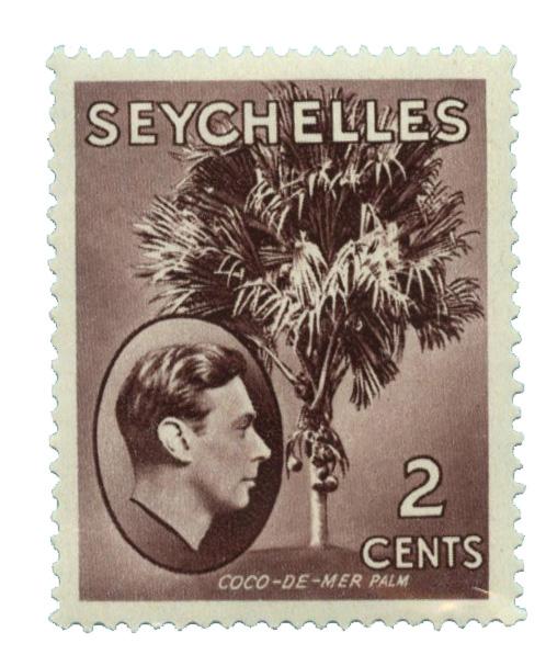 1938 Seychelles
