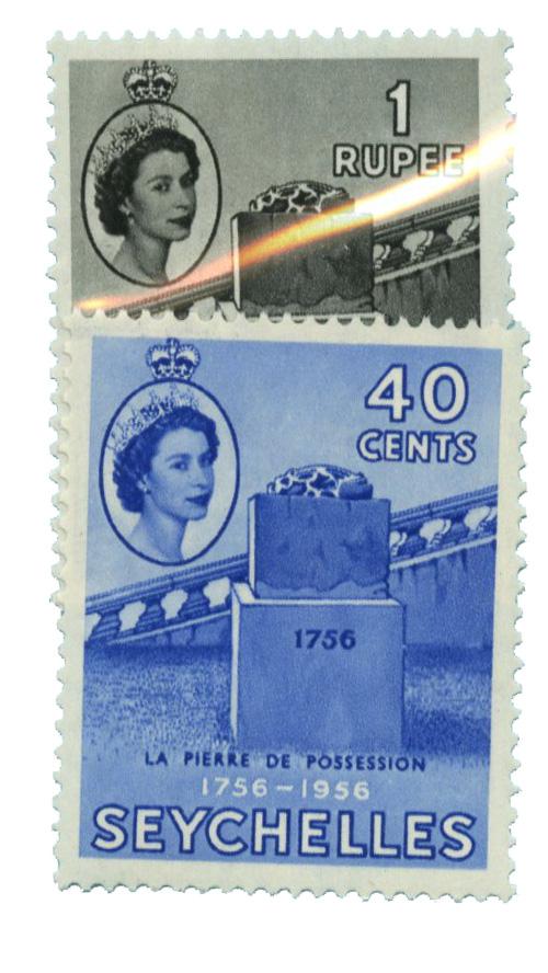 1956 Seychelles