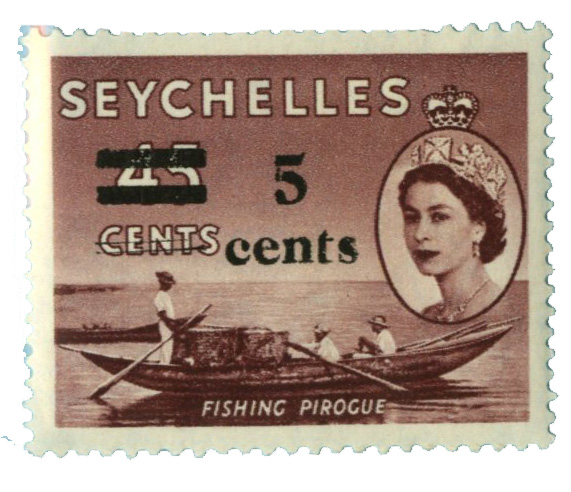 1957 Seychelles