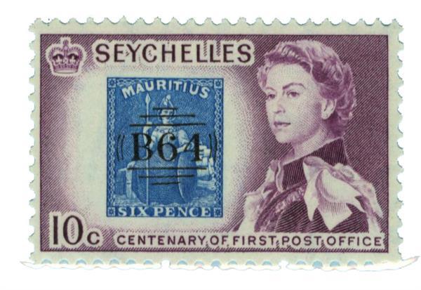 1961 Seychelles