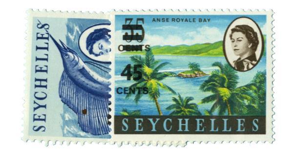 1965 Seychelles