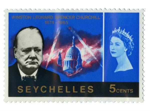 1966 Seychelles