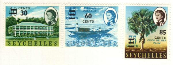 1968 Seychelles