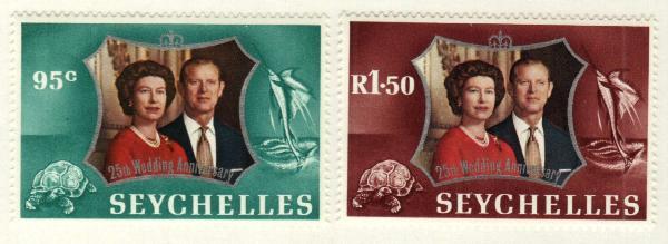 1972 Seychelles