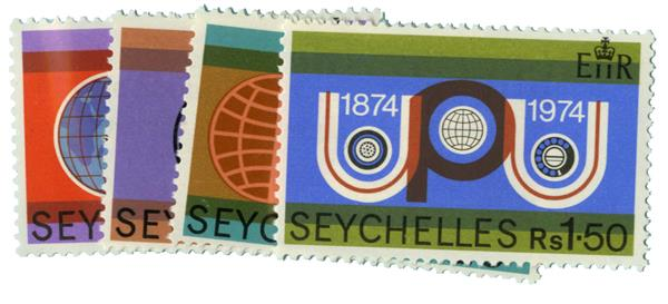 1974 Seychelles