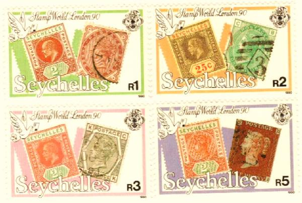 1990 Seychelles