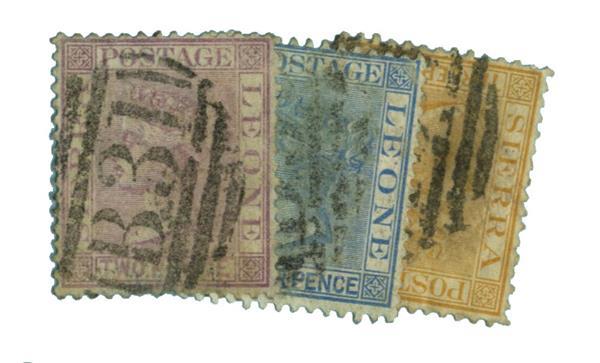 1876 Sierra Leone