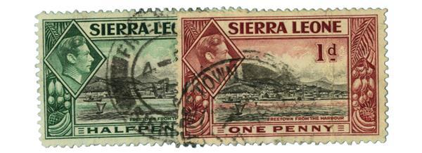 1938 Sierra Leone