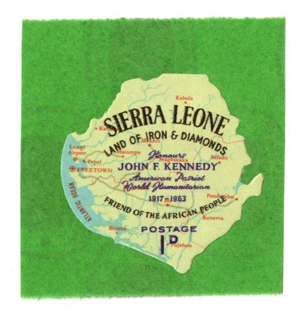 1964 Sierra Leone