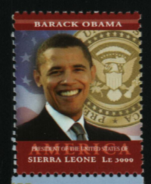 2009 Sierra Leone