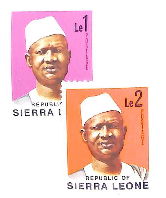 1972 Sierra Leone