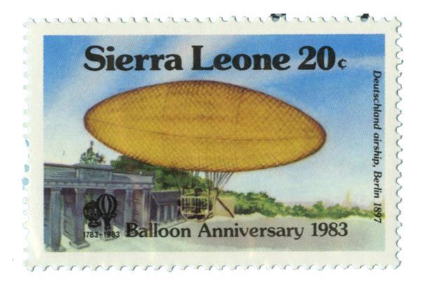 1983 Sierra Leone