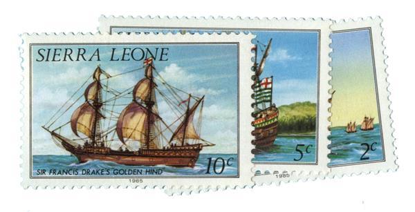 1985 Sierra Leone