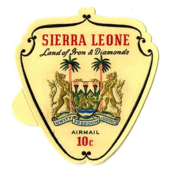 1967 Sierra Leone