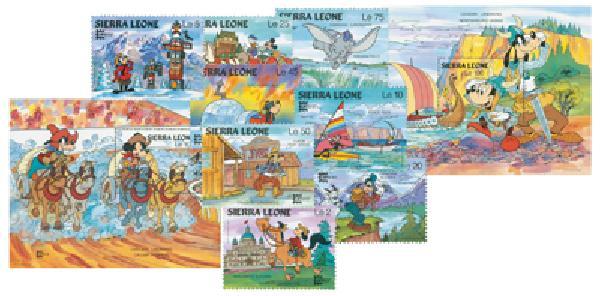 Sierra Leone 1987 CAPEX: Canada